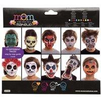 Set Maquillaje Halloween Deluxe
