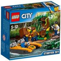LEGO City - Jungla: Set de Introducción- 60157