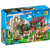 Playmobil - Escaladores con Refugio - 9126