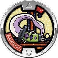 Yo-Kai Watch - Katano - Medalla Exclusiva