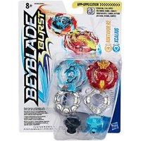 Beyblade - Roktavor y Xcalius - Pack de Batalla para 2