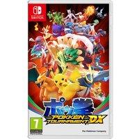 Nintendo Switch - Pokken Tournament DX