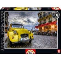 Educa Borrás - Puzzle 1000 Piezas - Atardecer en París