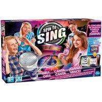 Spin to Sing