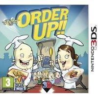 Nintendoo 3DS - Order Up!