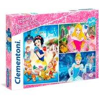Princesas Disney - Puzzle Infantil 3x48 Piezas