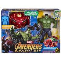 Los Vengadores - Hulk con Armadura Hulkbuster