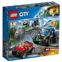 LEGO City - Caza en la Carretera - 60172