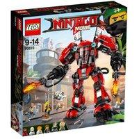 LEGO Ninjago - Robot del Fuego - 70615