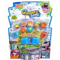 Grossery Gang - Pack 12 Figuras (varios modelos)
