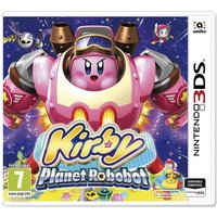 Nintendo 3DS - Kirby: Planet Robobot