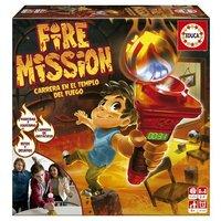 Educa Borras - Fire Mission