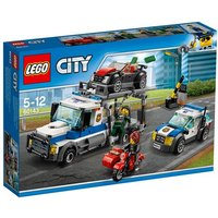 Lego City - Atraco al Camión de Coches - 60143