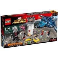 LEGO Súper Héroes - Batalla de los Superhéroes en el Aeropuerto - 76051