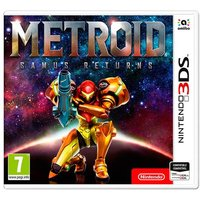 Nintendo 3DS - Metroid Samus Returns