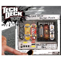Tech Deck - Pack 6 Tablas (varios modelos)