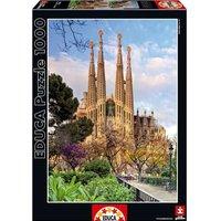 Educa Borrás - Puzzle 1000 Piezas – Sagrada Familia