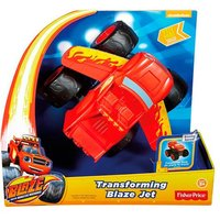 Fisher Price - Blaze y los Monster Machines - Blaze Turbo Transformación