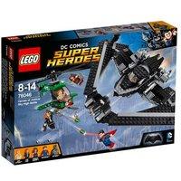 LEGO Súper Héroes - Héroes de la Justicia: Combate Aéreo - 76046