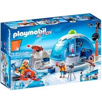 Playmobil - Cuartel Polar de Exploradores - 9055