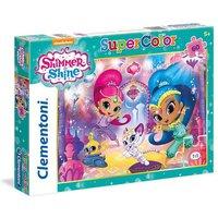 Shimmer y Shine - Puzzle 60 Piezas