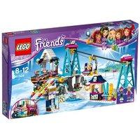 LEGO Friends - Estación de Esquí Telesilla - 41324
