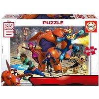 Educa Borras - Big Hero 6 - Puzzle 200 Piezas