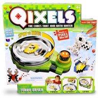 Qixels - Estudio Turbo Dryer