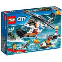 LEGO City - Gran Helicóptero de Rescate - 60166