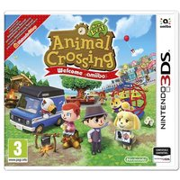 Nintendo 3DS - Animal Crossing Welcome Amiibo