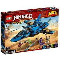 LEGO Ninjago -Caza Supersónico de Jay - 70668