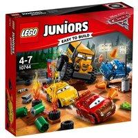 LEGO Junior - Carrera Crazy 8 en Thunder Hollow - 10744