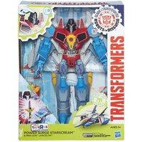 Transformers - Figura Starscream Power Hero