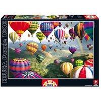 Educa Borrás - Puzzle 1000 piezas - Paseo por El Cielo
