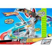 Hot Wheels - Set de velocidad Kid Picks Zero Gravity
