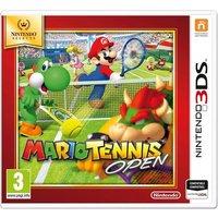 Nintendo 3DS - Selects Mario Tennis Open
