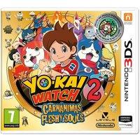 Nintendo 3DS - Yo-Kai Watch 2: Carnánimas