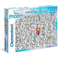 Frozen - Puzzle Imposible 1000 Piezas