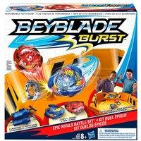 Beyblade - Set Básico Duelos Épicos