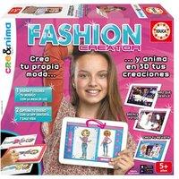 Educa Borrás - Cre&Nima Fashion Creator