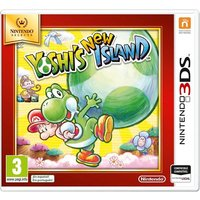 Nintendo 3DS - Selects Yoshi's New Island
