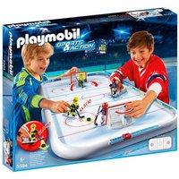 Playmobil - Campo de Hockey sobre Hielo - 5594