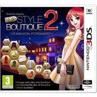 Nintendo 3DS - New Style Boutique 2: Marca Tendencias