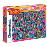 Trolls - Puzzle Imposible 1000 Piezas