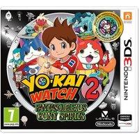 Nintendo 3DS - Yo-Kai Watch 2: Fantasqueletos
