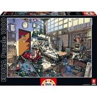 Educa Borrás - Puzzle 1000 Piezas – Primavera, Arly Jones
