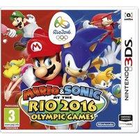 Nintendo 3DS - Mario & Sonic en las Olimpiadas de Río 2016