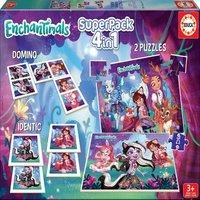 Educa Borrás - Enchantimals - Superpack