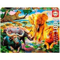 Educa Borrás - Puzzle 1000 Piezas - Los Cinco Grandes
