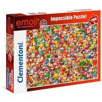 Puzzle Imposible 1000 Piezas - Emoji